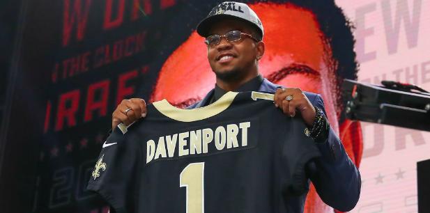 Sean Payton explains why the Saints drafted Marcus Davenport
