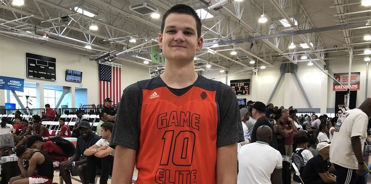 2020 five-star center Walker Kessler hearing from Michigan