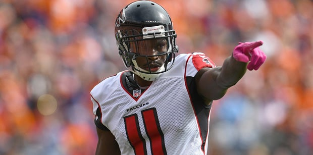 Former NFL agent: Julio Jones should go to training camp