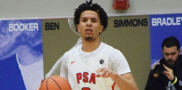 Cole Anthony Won't Lock In On Recruiting Focus Just Yet
