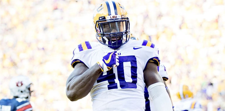 Joe Burrow, Devin White have fall camp bet in place