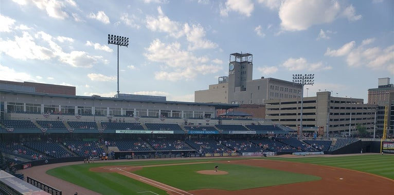 At the Park: Scouting the Mud Hens Hitters