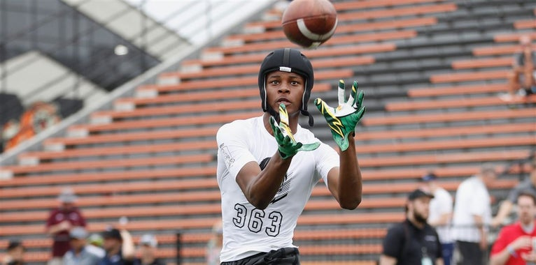 MSU 2019 WR target Mosley 'Huge announcement' on Friday