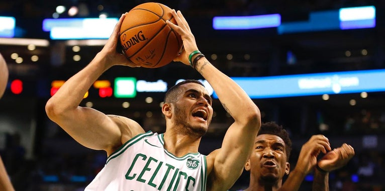 Celtics waive forward Abdel Nader