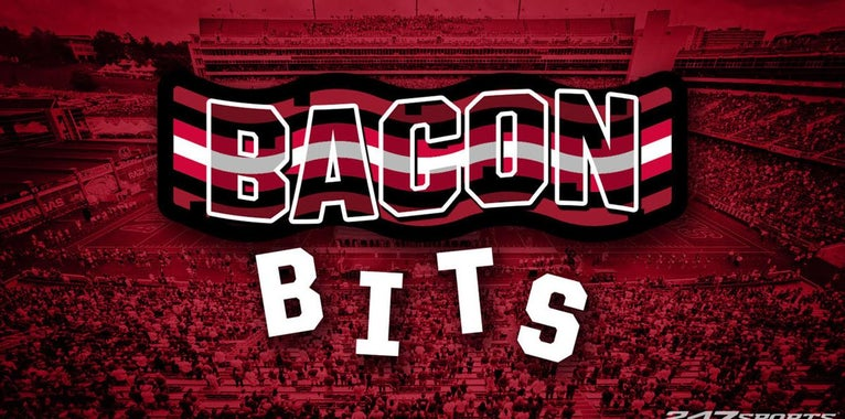 Bacon Bits: Red-White spring game film study