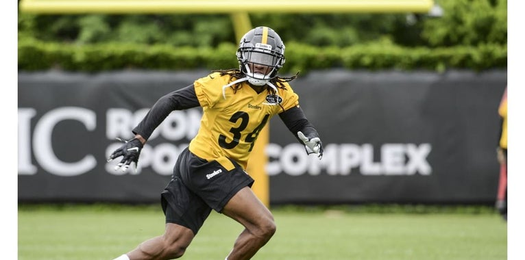 Photos: Rookies from Virginia Tech in NFL OTAs