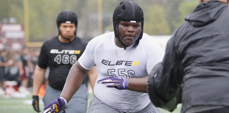 Coach sees 'so much potential' in Vols DT commit Simmons