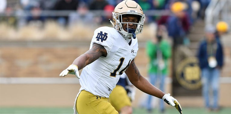 Irish A-to-Z: Devin Studstill