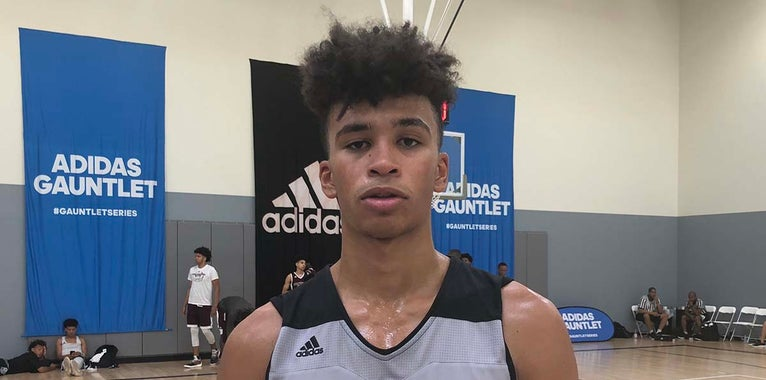 Adidas: Toumani Camara goes from 0 to 15 offers