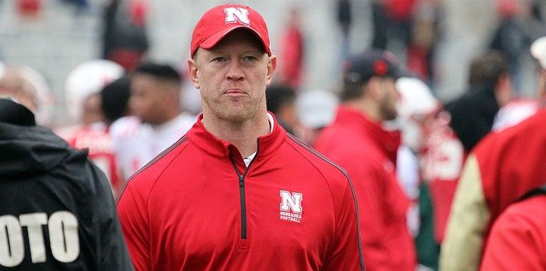 Nebraska AD says Harbaugh, Meyer 'little scared' of Scott Frost