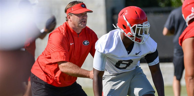 Kirby Smart says Deangelo Gibbs is back on the team