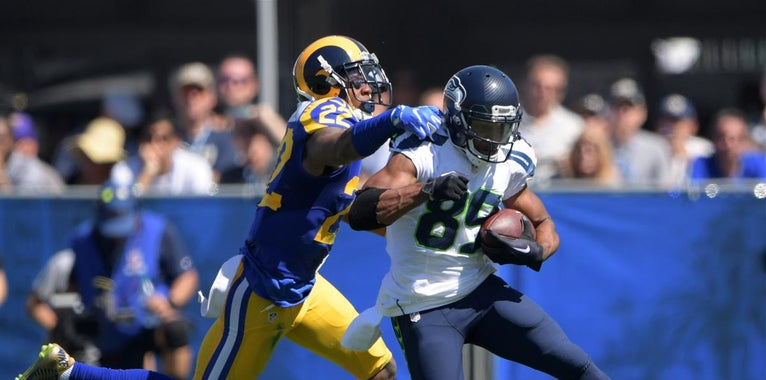 Seattle Seahawks release inactives vs the Los Angeles Chargers