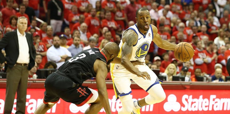 Andre Iguodala ruled out for Game 5; Klay Thompson will play