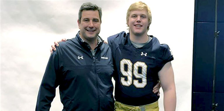 Four-star DE Rylie Mills locks in Notre Dame visit