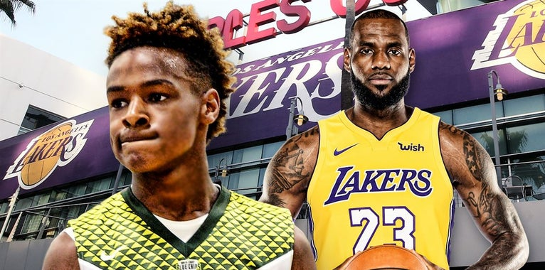 12 hoops prodigies related to basketball royalty