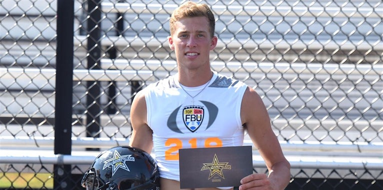 Notre Dame commit excited to be named an All-American