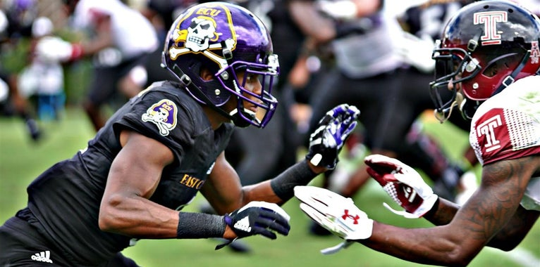 ECU's Top 25 Most Important Players for 2018: No. 14