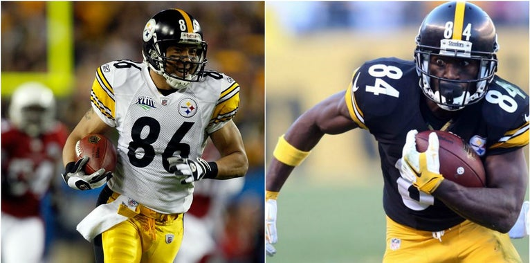 The 10 greatest receivers in Pittsburgh Steelers history
