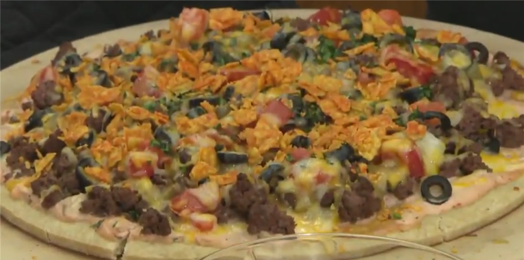 Video: Mexican Whitetail Pizza