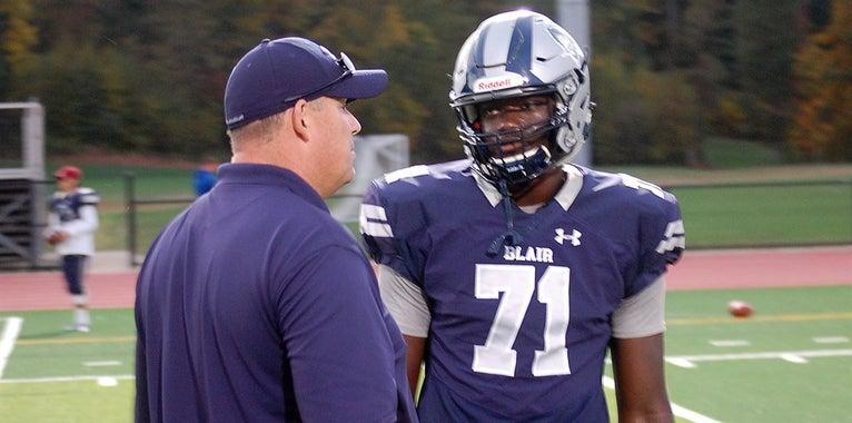 Michigan Recruiting: Highlights of DE commitment David Ojabo
