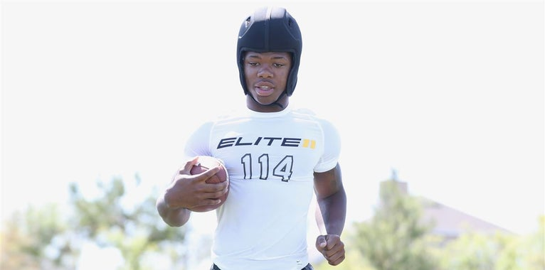 Texas offers elite 2020 Florida RB