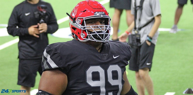 The Opening: Four-star DT Siaki Ika highlights