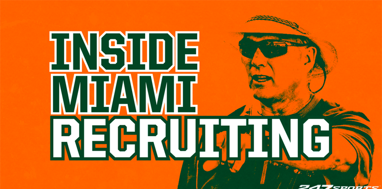 Inside Miami Recruiting: 5/25