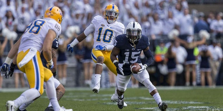 Which Penn State UDFA has the best chance to make an NFL roster?