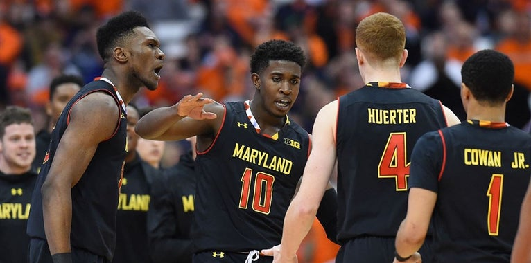 Updated Maryland Basketball Roster Reveals New Numbers, Transfer