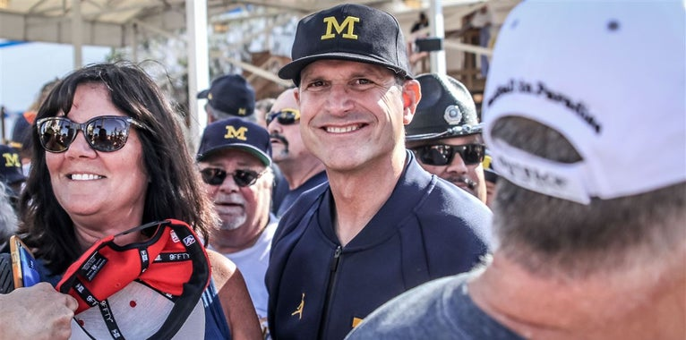 WATCH: Is Michigan a 2018 National Title Contender?