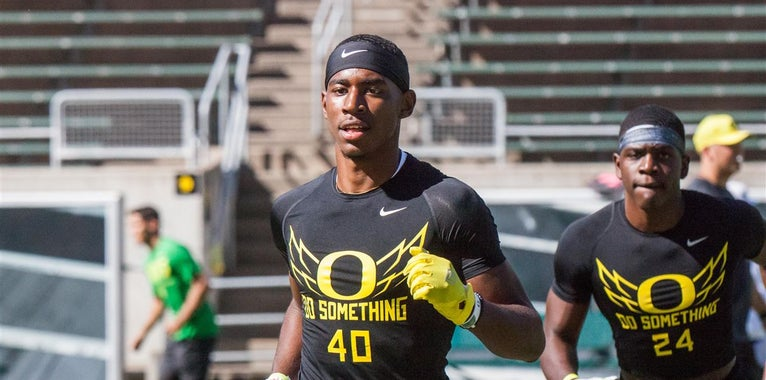 Duck WR target sets commitment date