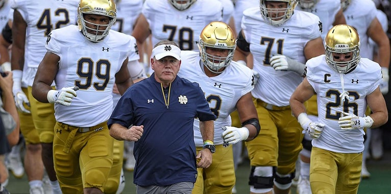 Who And What To Watch: Notre Dame @ Stanford
