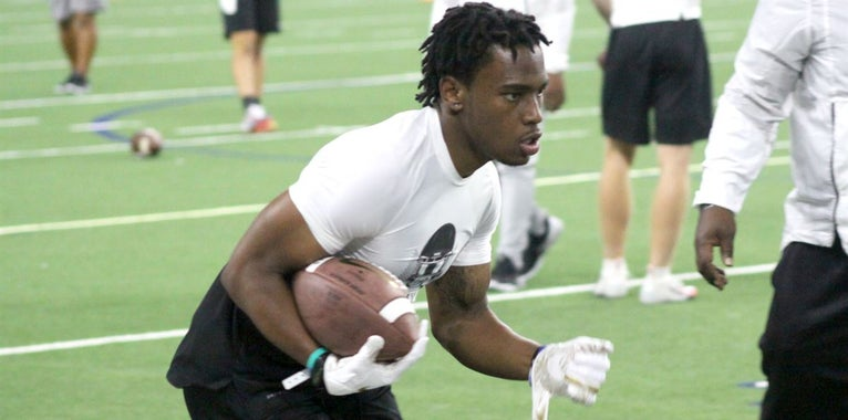 WATCH: Eric Gray Spotlight from The Opening