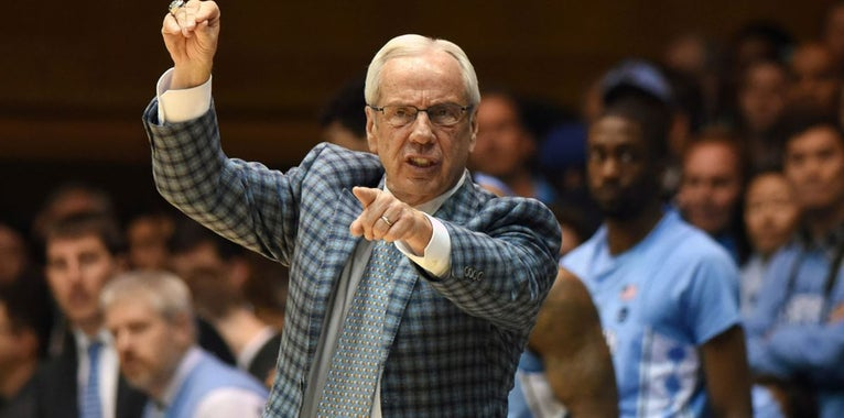 Roy Williams on UNC Freshmen, Point Guard Concerns