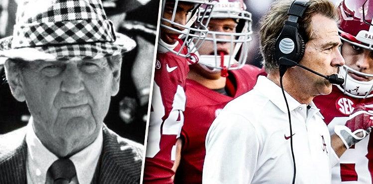 Alabama Far And Away Best SEC Football Program