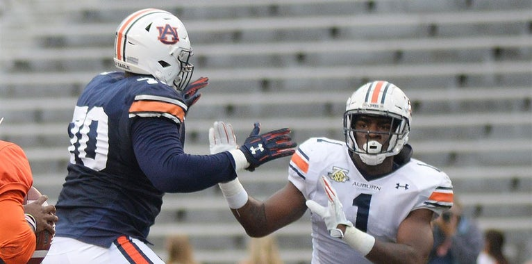 2018 Auburn Football Roster Update: Weight Gains And Losses