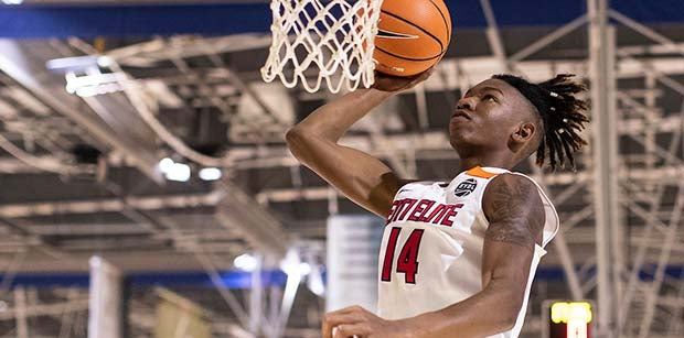 Walker blows up at Peach Jam, NC State offer a 'blessing'