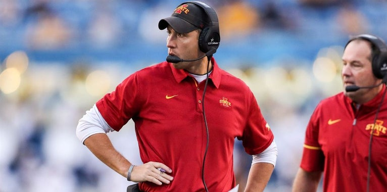 Previewing Iowa State's June 22-24 visitors