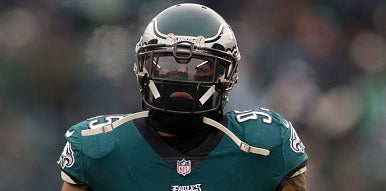 Report: Eagles asked Mychal Kendricks to take big pay cut