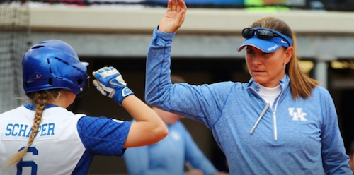 Rachel Lawson, three other UK coaches receive new contracts