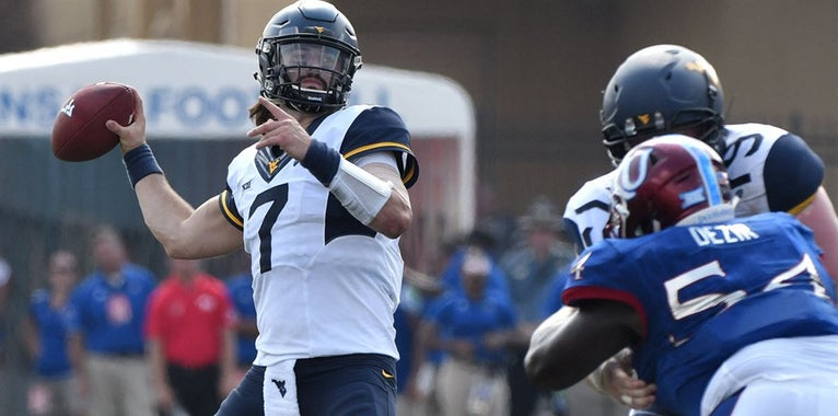 Will Grier Named to Davey O'Brien Award Watch List