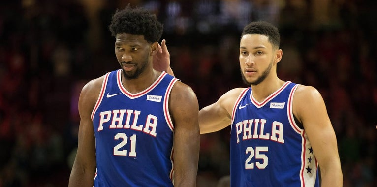 Report: Spurs wanted Embiid or Simmons from 76ers for Leonard