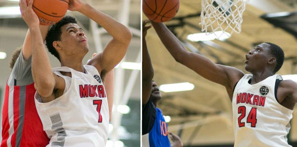 How KU targets N'Faly Dante, Malik Hall looked over the weekend