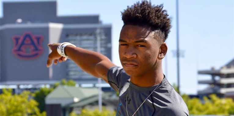 Four-star DB Jaylin Simpson commits to Auburn
