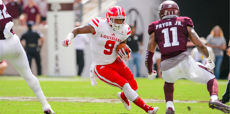 Five opposing players to watch for Alabama: UL-Lafayette