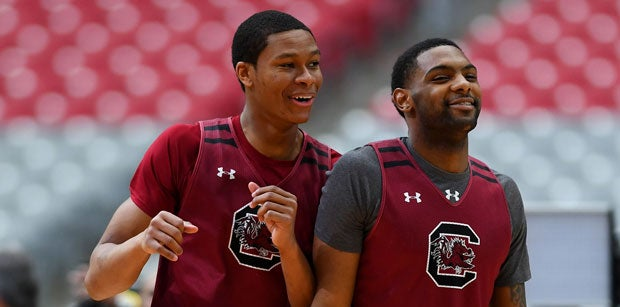 NBA Gamecocks speak on staying home, coming back