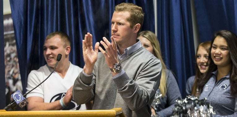 "Former PSU QB McGloin says ""the sky is the limit"" under Franklin"