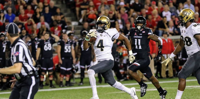 Tre'Quan Smith selected 91st overall by the Saints