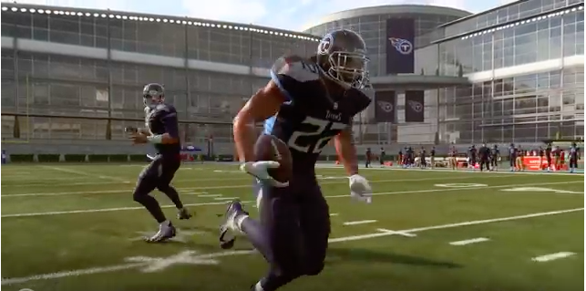 Madden simulation predicts Titans will take a step back in 2018