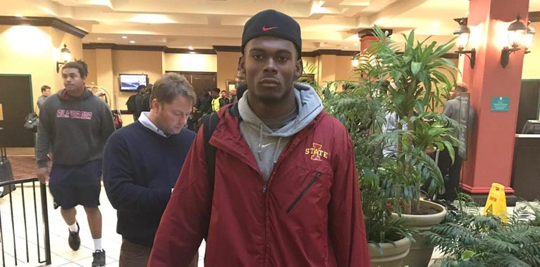 Three-way race continues for Iowa State's top commit